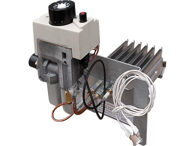 Внедрение автоматики для газовых котлов