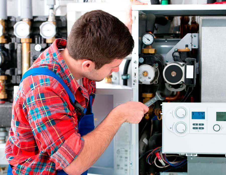 Техническое обслуживание и ремонт газовых котлов - oteple.com