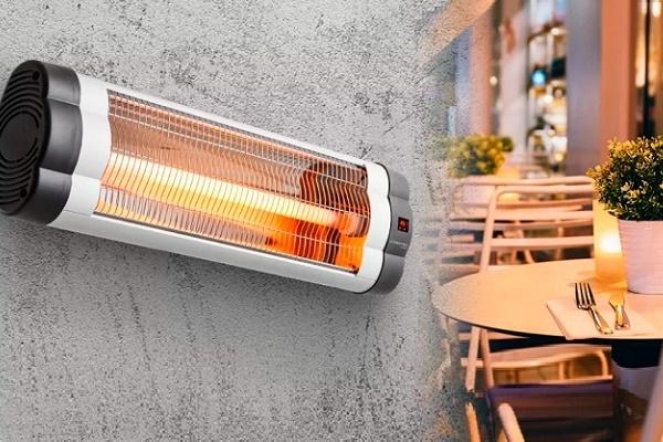 Промышленное инфракрасное отопление: виды ик обогрева производства