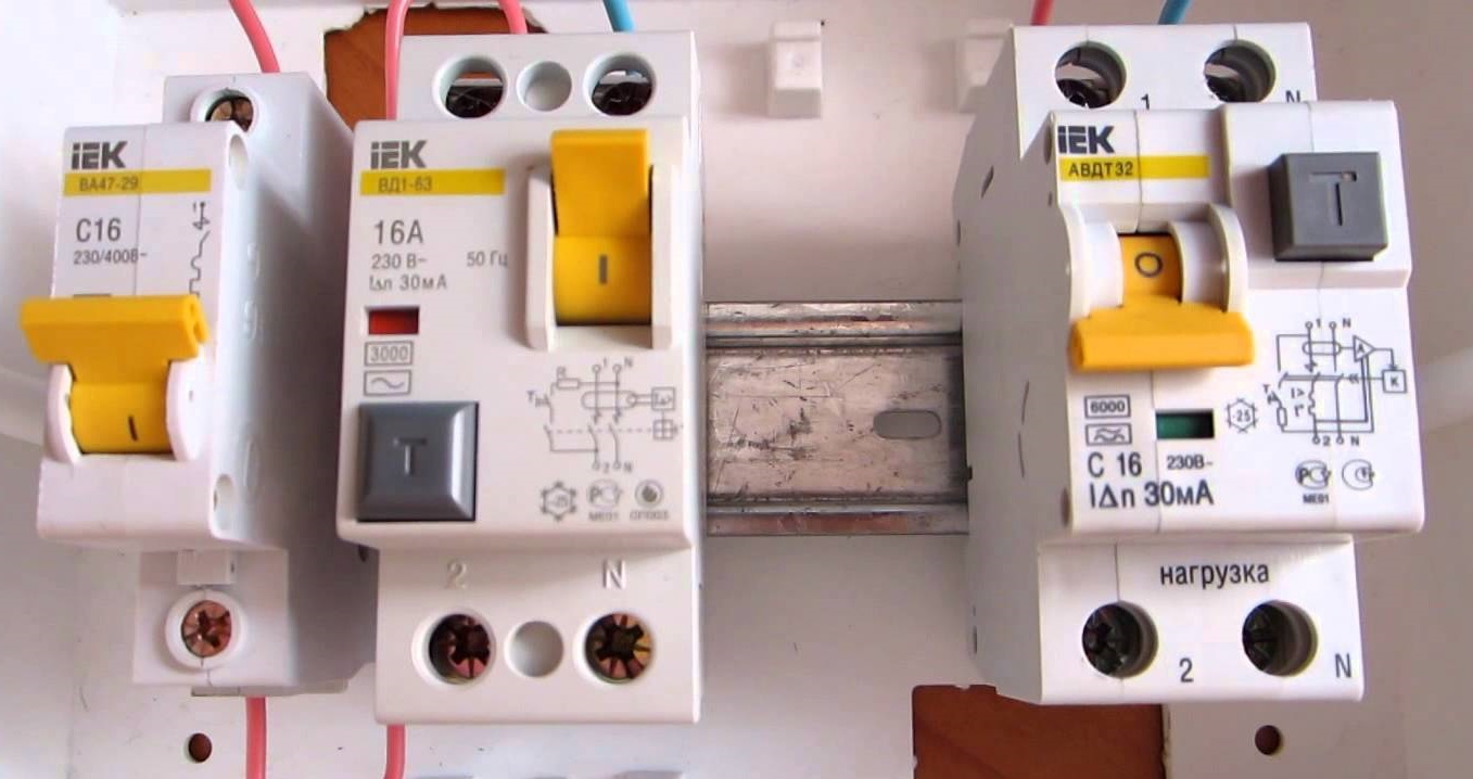 Принцип работы дифавтомата и обозначение дифференциального автомата: виды выключателей нагрузки и для чего нужен диф типа а? назначение, номиналы и характеристики устройства