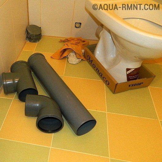Строительный унитаз: временный, туалет на время ремонта, установить.