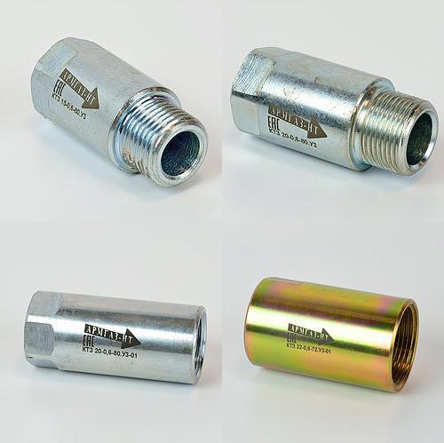 Термозапорный клапан на газопроводе правила установки