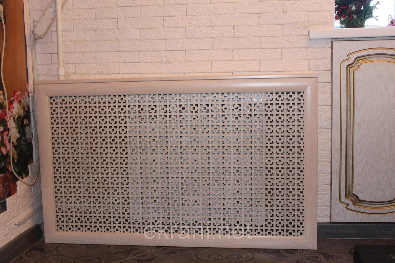 Экран на батарею отопления: виды декоративных экранов