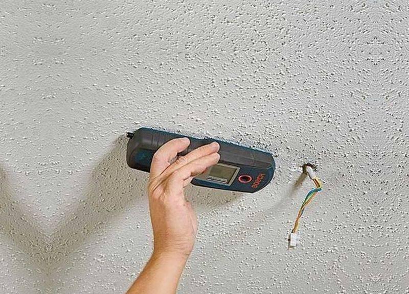 Как найти обрыв провода в стене своими руками
