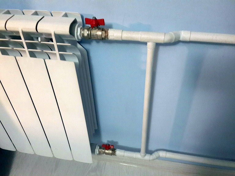 Байпас в системе отопления - зачем нужен, как работает + установка