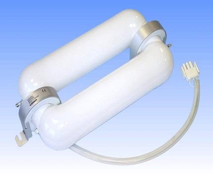 История создания индукционных ламп - itl