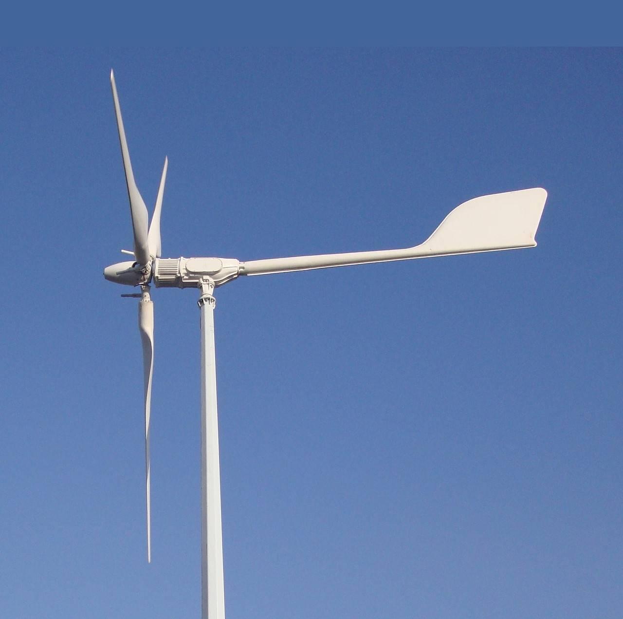 Мощность и кпд ветрогенераторов различных типов: обзор технических характеристик