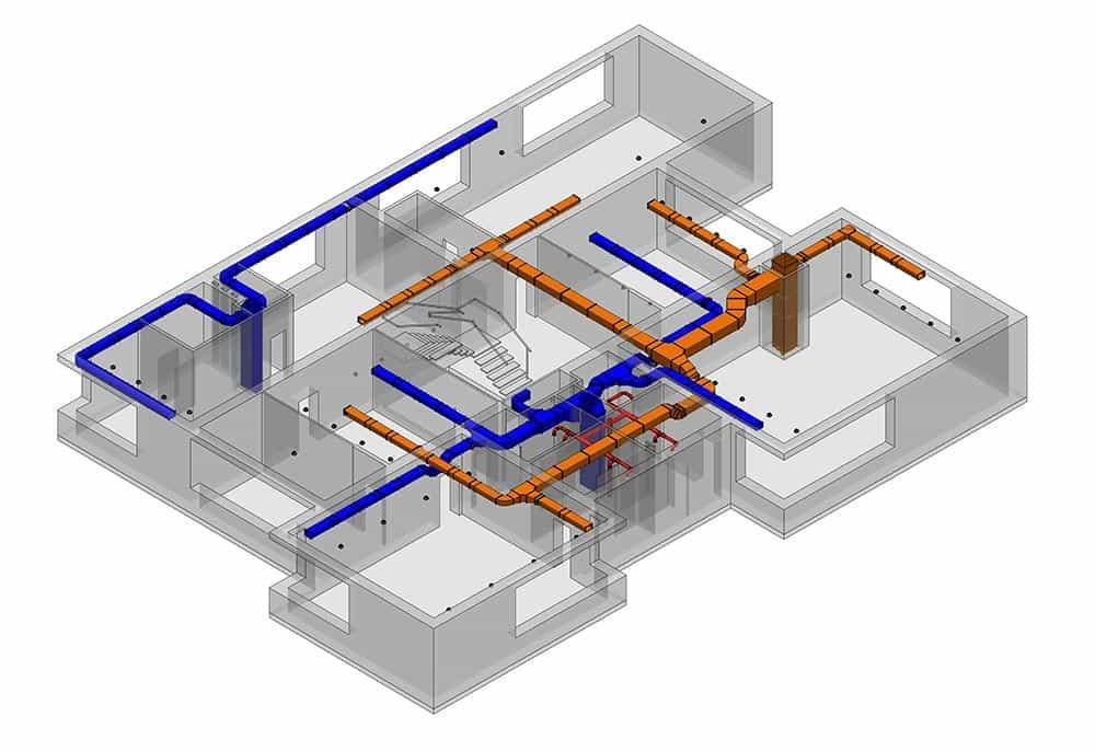 Проектирование вентиляции для жилого здания