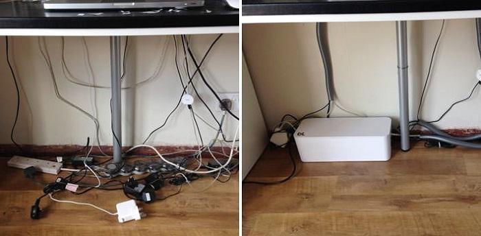 Как красиво спрятать электрические провода от телевизора на стене, компьютера и интернета, куда скрыть кабель в квартире