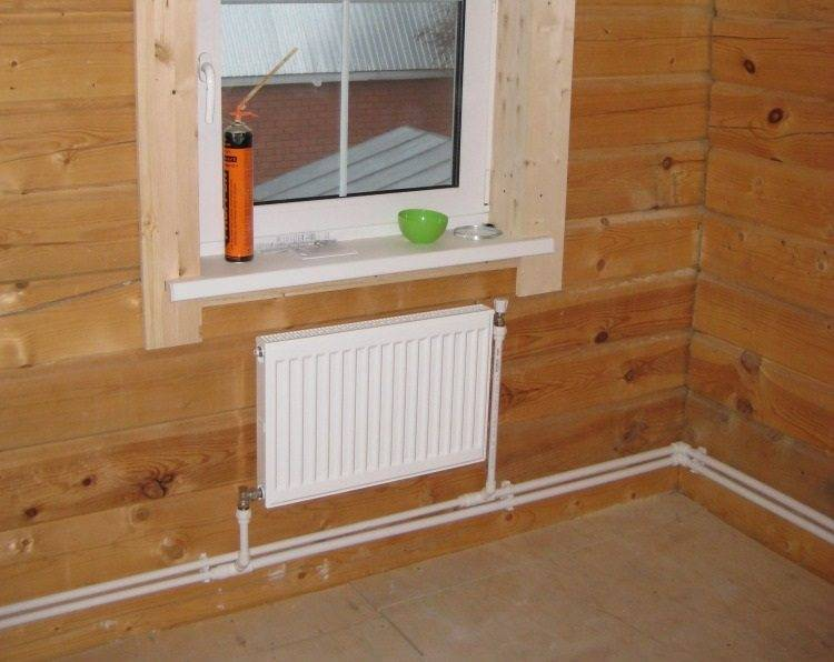 Отопление частного дома своими руками: схемы подключения, проекты системы с естественной и принудительной циркуляцией