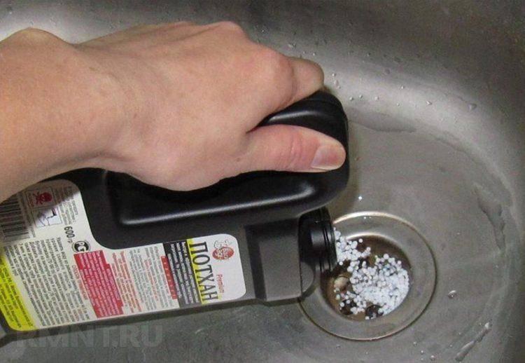 Как выбрать средство для прочистки канализационных труб: сравнительный обзор всех видов средств