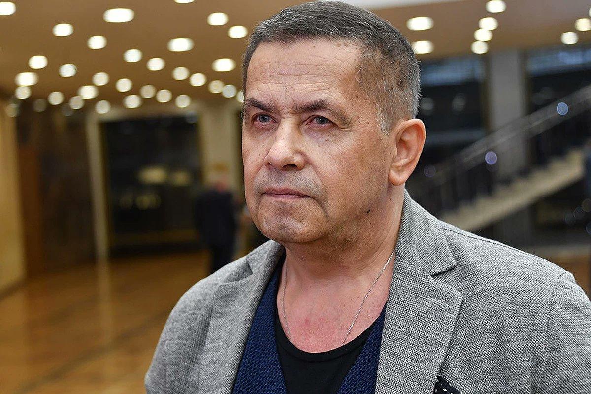 Расторгуев обматерил журналистов, писавших о его болезнях // нтв.ru