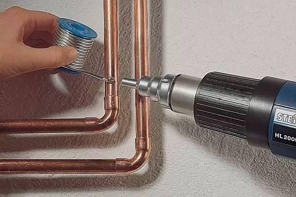 Медные трубы для отопления: преимущества, недостатки, монтаж | гид по отоплению