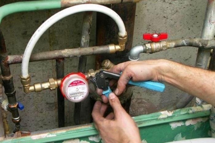 Как зарегистрировать счетчики на воду - порядок регистрации приборов учета