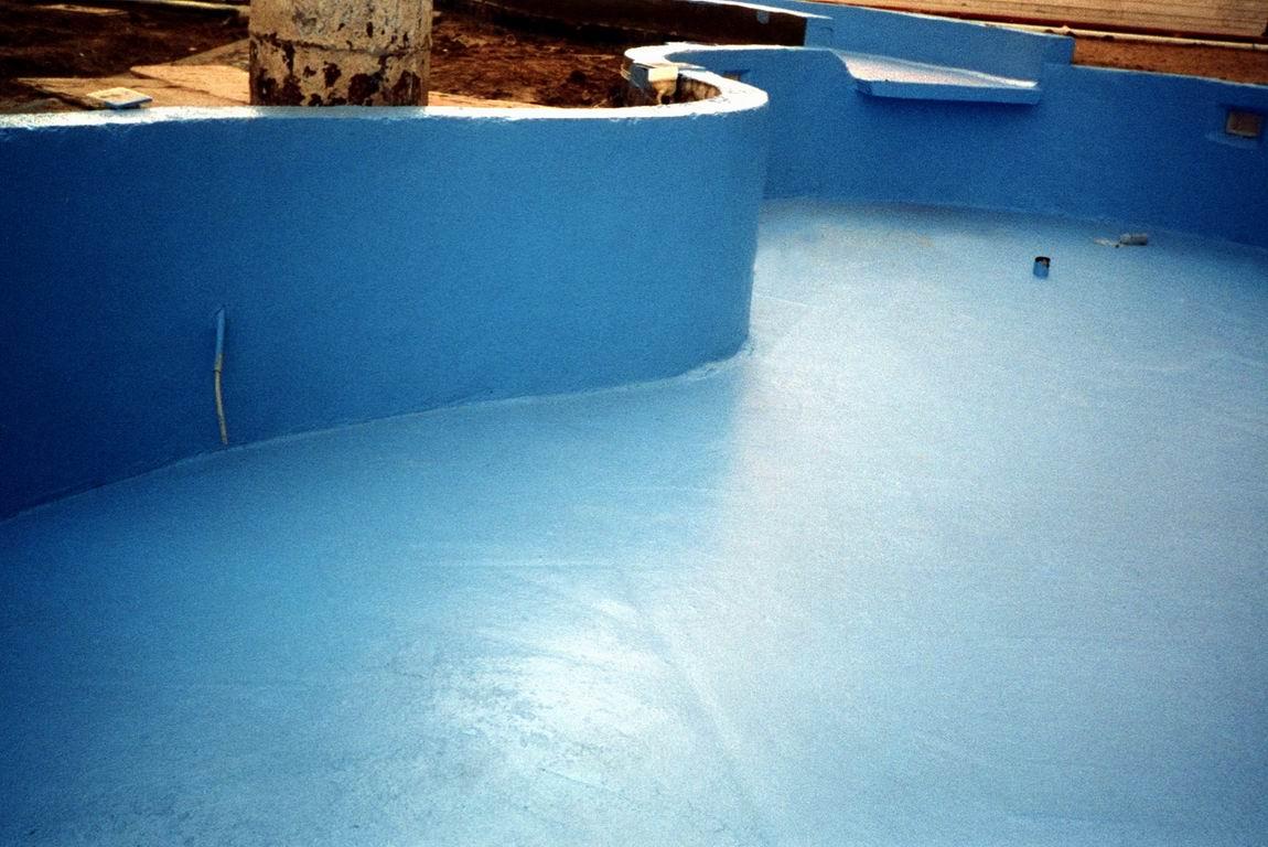 Технология гидроизоляции бассейна пвх-пленкой - самстрой - строительство, дизайн, архитектура.