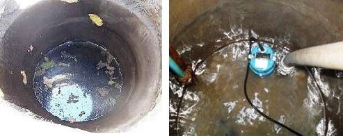 Почему в колодце мутная вода - избавляемся от мути и желтизны