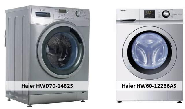 Стиральные машины haier - производители и марки