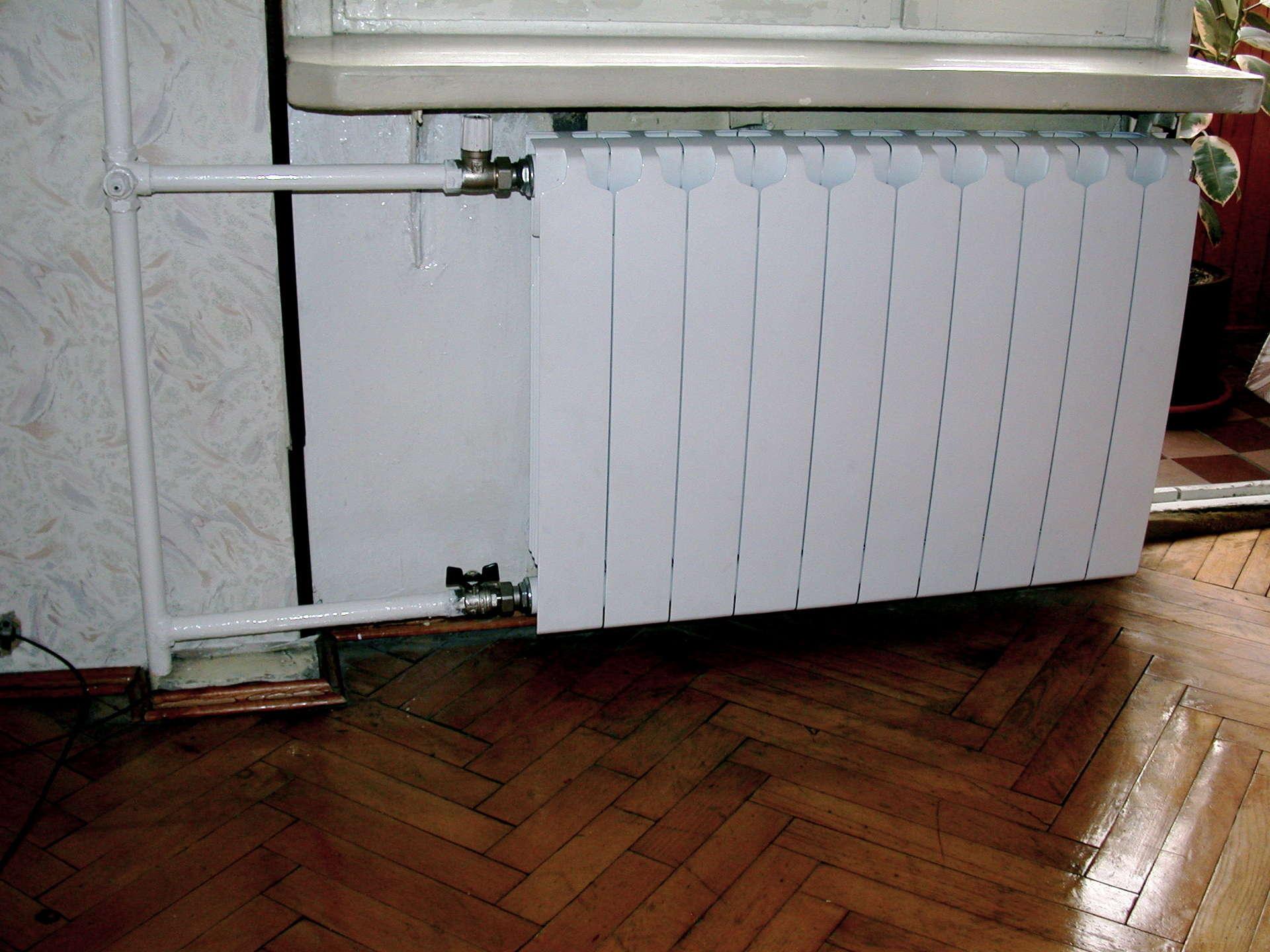 Замена радиаторов отопления в квартире своими руками