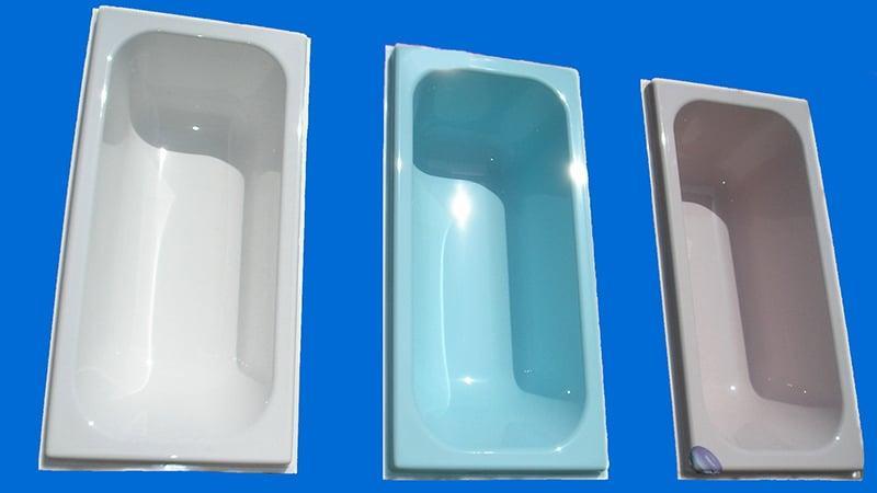 Акриловая вставка в ванну — как правильно установить вкладыш