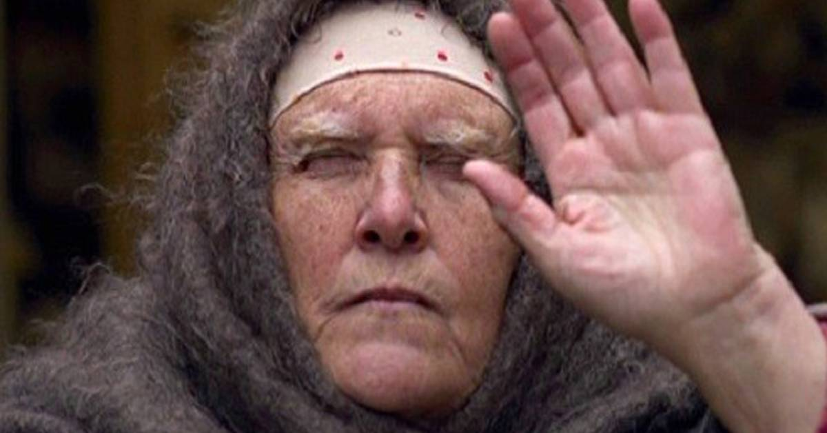 Факты из жизни слепой бабы нины: биография ясновидящей