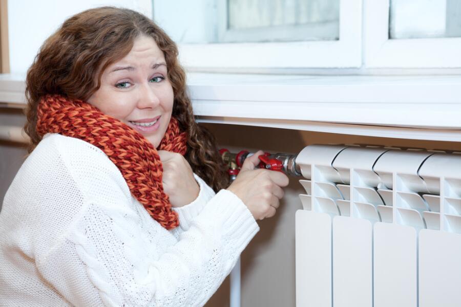 Куда обращаться, если в квартире нет отопления