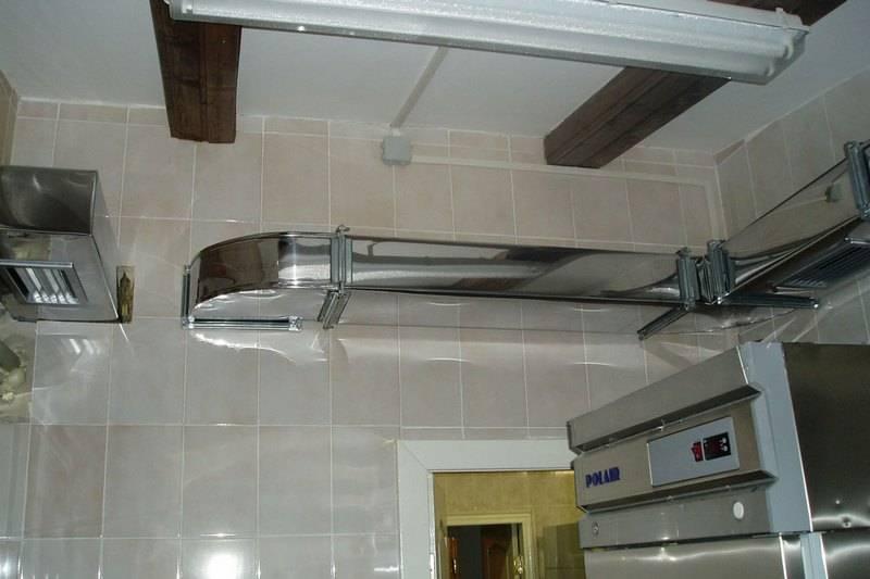 Вентиляция дома снип нормы и требования для устройства