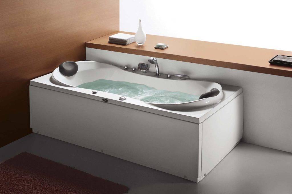 Гидромассажная ванна: тонкости, которые нужно знать