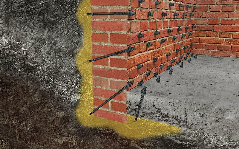Технология ремонта бетона