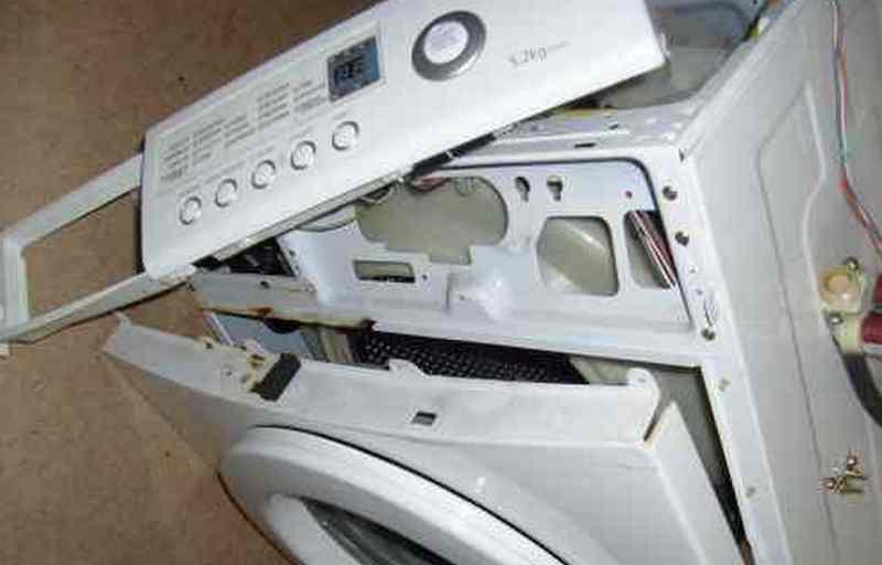 Ремонт стиральных машин своими руками: способы устранения основных неисправностей, особенности, советы, видео