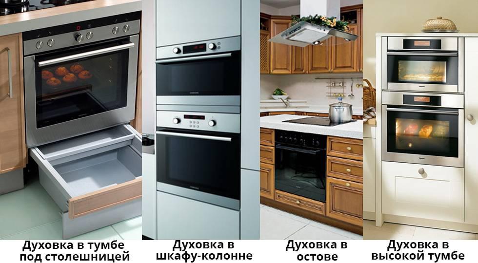 Самостоятельно устанавливаем газовый духовой шкаф с учетом всех правил и требований | всёокухне.ру