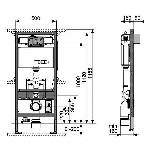 Система инсталляции для унитаза: особенности установки