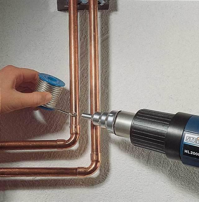 Пайка медных трубок газовой горелкой — полезные советы и этапы самостоятельной пайки