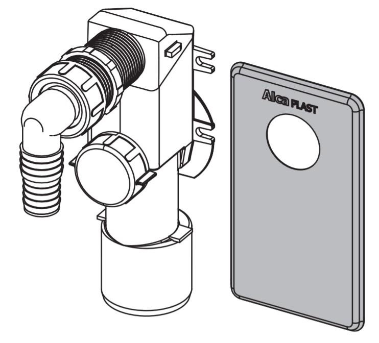 Сифоны для стиральной машины: виды, рекомендации по выбору и подключению