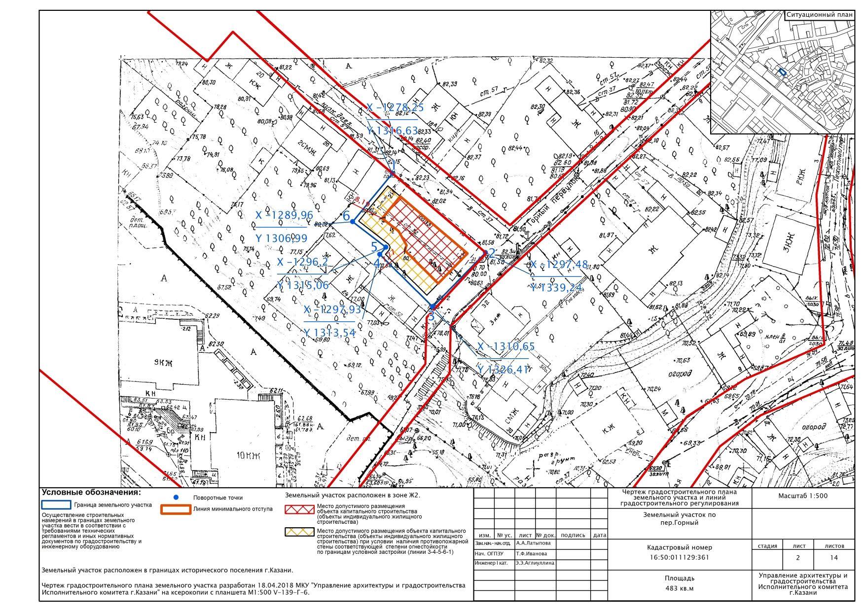 Как распечатать ситуационный план земельного участка 2019 год