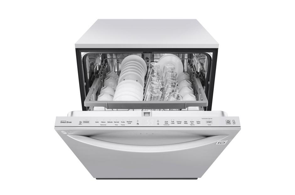 Достоинства и недостатки посудомоечной машины