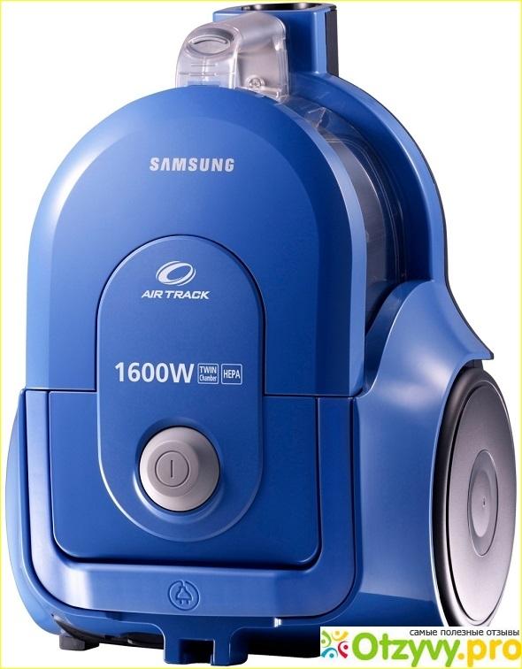 Обзор пылесоса Samsung SC4326: мощный циклонник в типовой комплектации