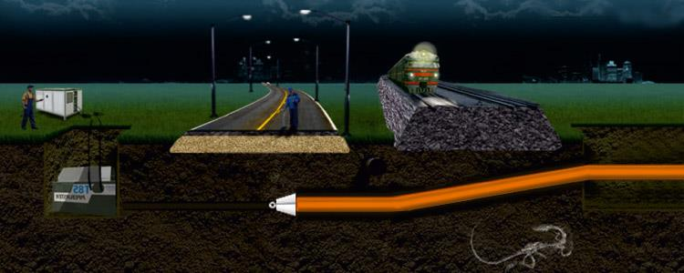 Прокладка трубопровода методы и технологии