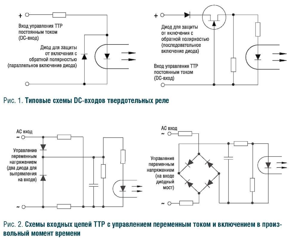 Твердотельное реле: обзор всех основных параметров и характеристик (75 фото)