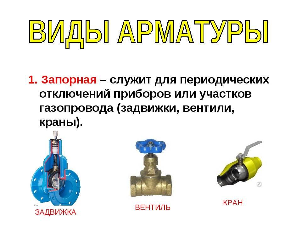 Какая запорная арматура для трубопроводов есть на рынке и какую лучше использовать
