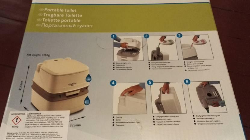 Что такое биотуалет: принцип действия и специфика использования автономной сантехники