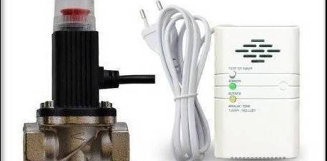 Датчики для определения утечки газа