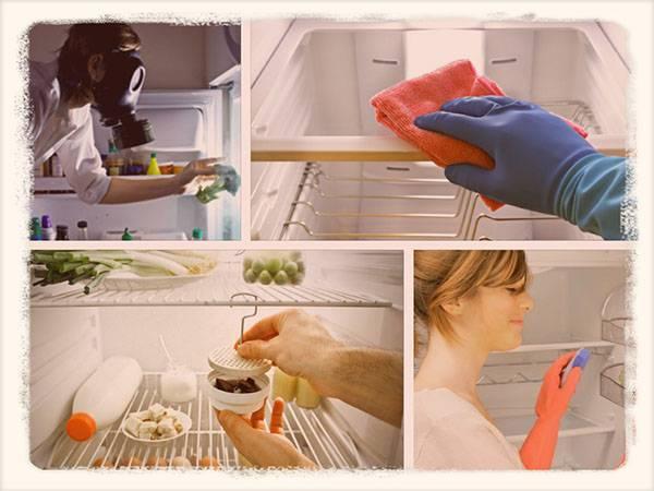 Как избавиться от запаха в холодильнике быстро и убрать его надолго, причины возникновения и способы борьбы: поглотители, средства для мытья, сода и прочие народные средства