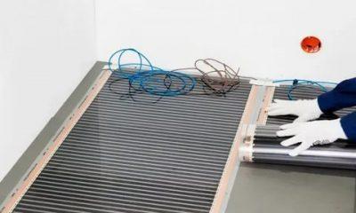 Какой теплый пол лучше — пленочный или кабельный, сравнение