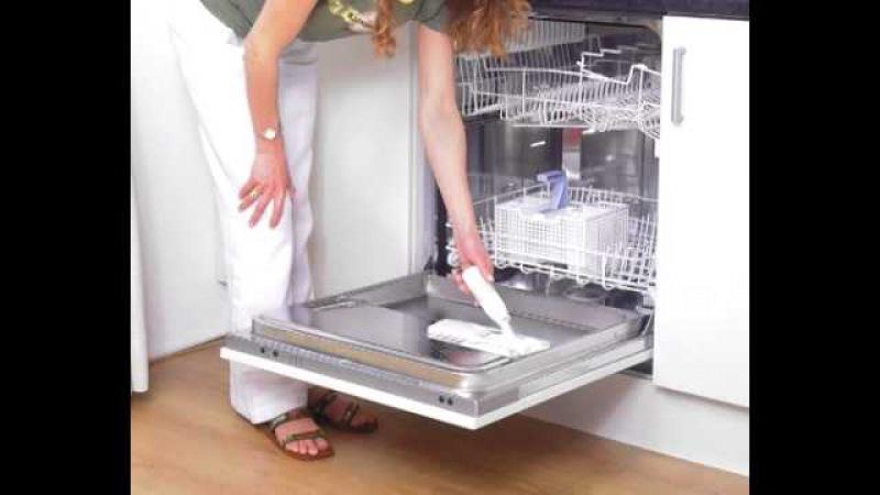 Как почистить посудомоечную машину от жира в домашних условиях