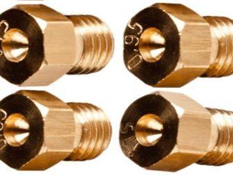 Форсунки для газового котла отопления: виды устройств, замена прибора на природном или сжиженном газе