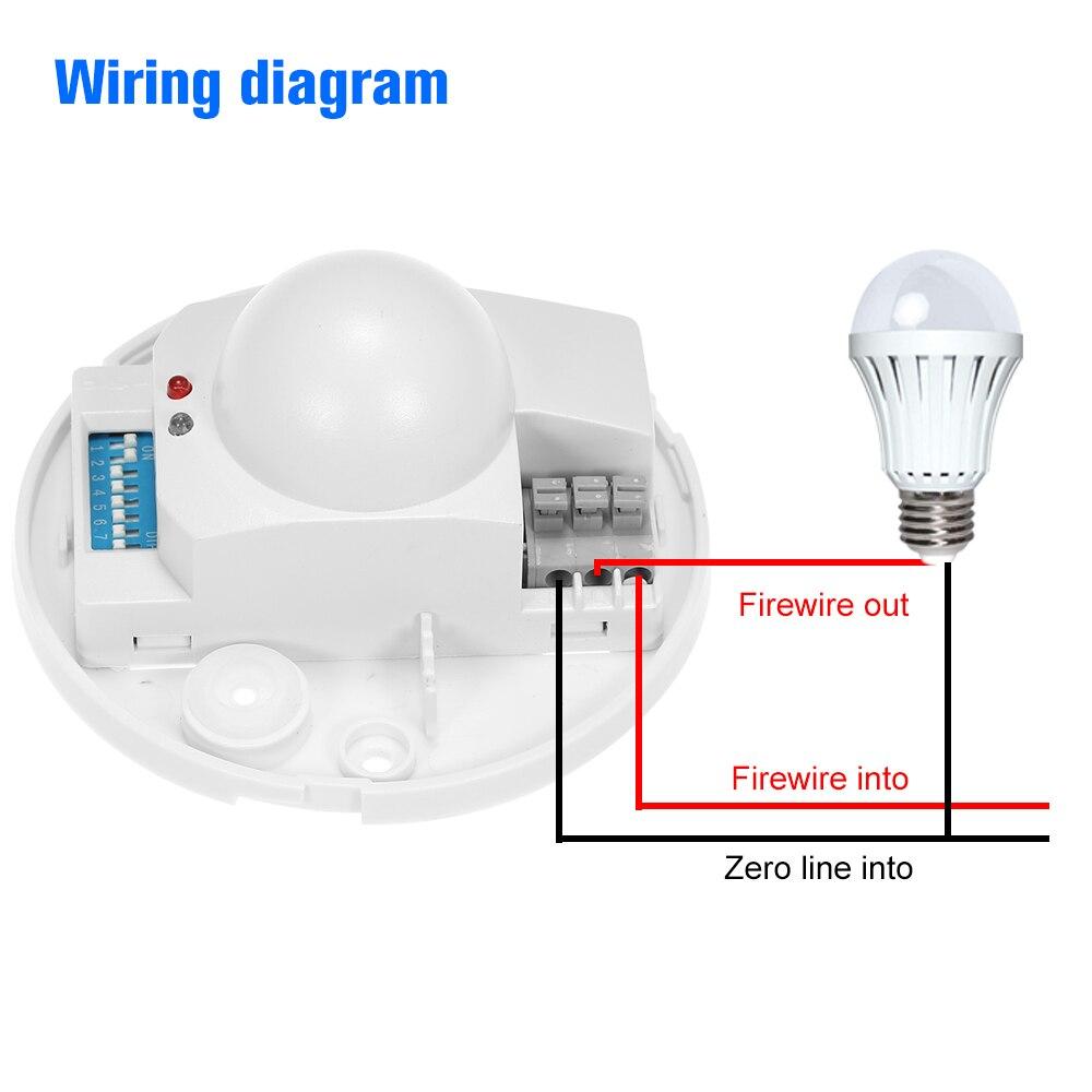 Как выбрать светодиодный прожектор с датчиком движения для уличного освещения?
