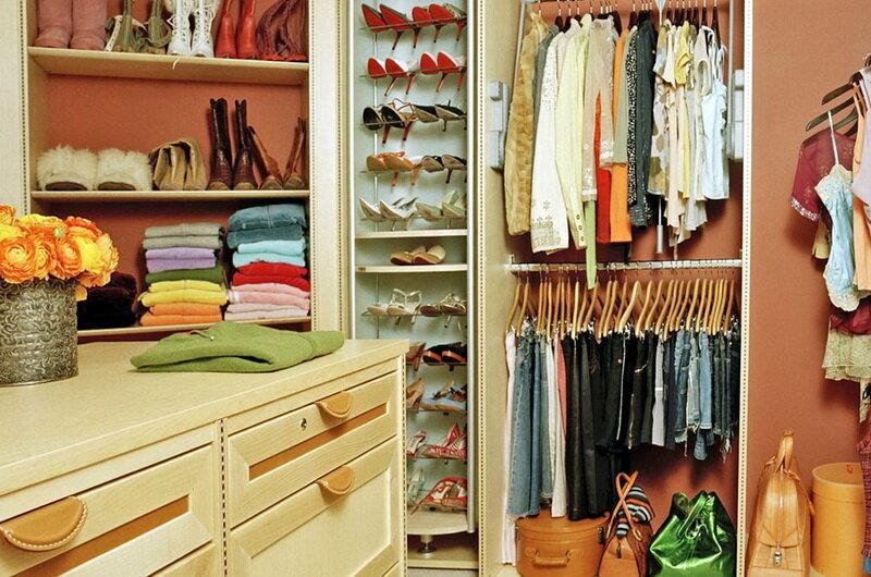 9 секретов рационального хранения вещей в шкафу