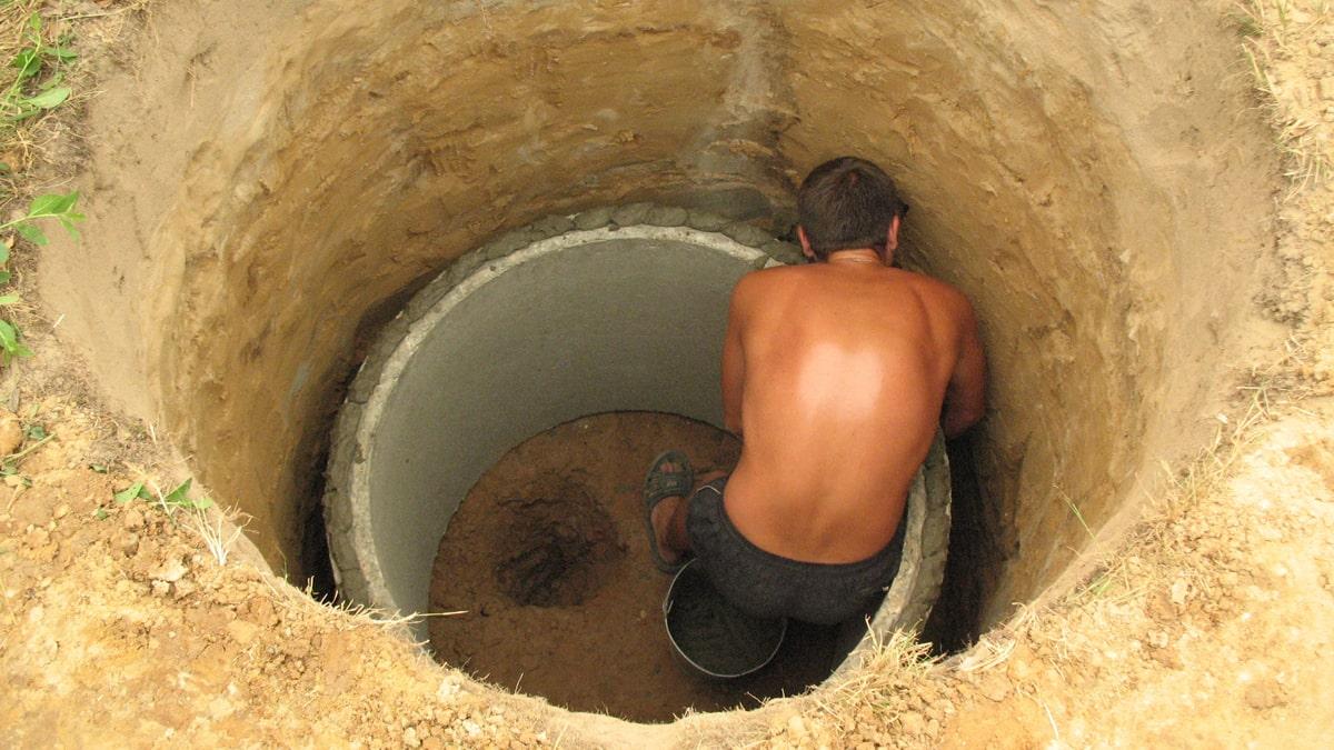 Как выкопать колодец на даче своими руками: весь процесс от «а» до «я»