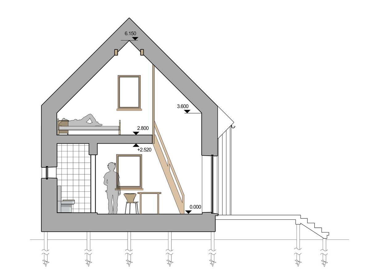 Как построить недорогой эко дом своими руками