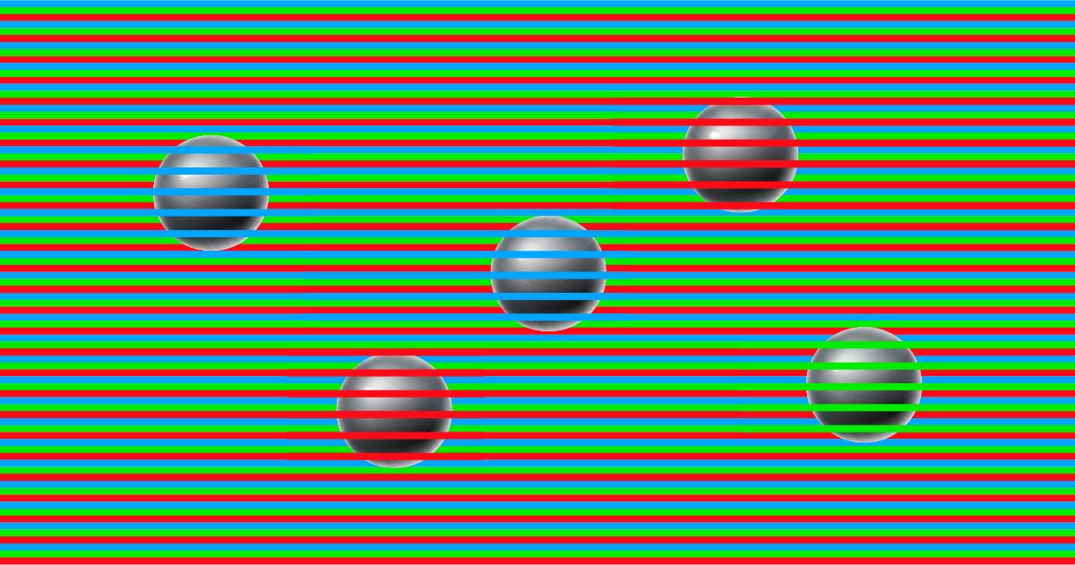 25 мозговых дразнилок, которые одурачат не только ваши глаза, но и мозги